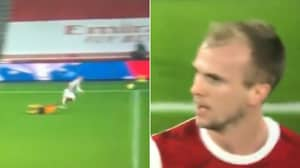 Rob Holding Says Adama Traore Is 'Built Like A Brick S**thouse' As He Fumes At Michael Oliver Decision