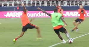 WATCH: Georginio Wijnaldum Scores Stunner In Liverpool Training