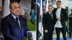 Florentino Perez Makes Surprising Admission Over Cristiano Ronaldo Transfer