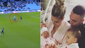 Iago Aspas' Daughter Was Born On Friday, He Slept At Hospital, Scored A Hat-Trick On Saturday