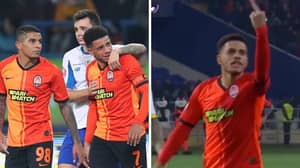 Ukrainian FA Defend Decision To Suspend Taison After Reacting To Racist Abuse