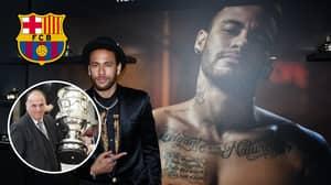 La Liga President Javier Tebas Says He Prefers Neymar 'Does Not Return To Barcelona'