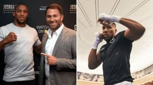 Eddie Hearn Still Ranks Anthony Joshua As Best Heavyweight Boxer In The World