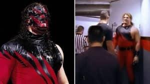 Rare Footage Of Attitude Era Kane Without A Mask
