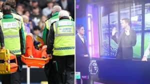 Ex-Tottenham Boss Tim Sherwood Blasted By Fans For Joking About Hugo Lloris' Injury