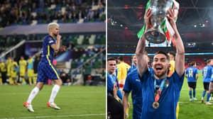 Fans Claim Jorginho Has Won Summer 2021 After Winning Three European Trophies