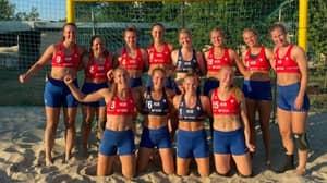 Norwegian Volleyball Team Refuse To Wear Bikini Bottoms At Summer Olympics In Tokyo