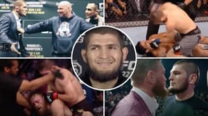 Incredible Compilation Of Khabib Nurmagomedov 'Proves He Was The Living Embodiment Of Savage'