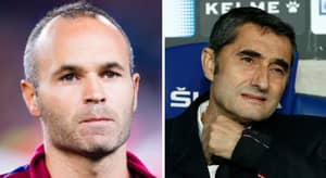 Andres Iniesta Slams Barcelona Over 'Ugly' Situation With Manager Ernesto Valverde
