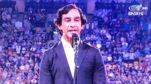Outrage As Johnathan Thurston's 'Welcome To Country' Speech Is Cut Short By National Anthem