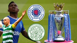 Steven Gerrard Wants Celtic And Rangers To Play In The Premier League