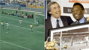 Gordon Banks Is Responsible For Making The Greatest Save Of All Time Against Pele