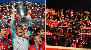 The Champions League Final Is Now Expected To Be Played In Front Of Fans