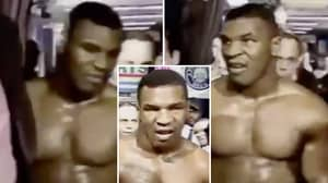 Boxing Legend Mike Tyson's Spine-Tingling Ring Walk Is Still The Most Intimidating Of All Time