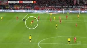 Emre Can Scores Absolute Worldie On First Borussia Dortmund Start