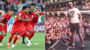 Stormzy Paused Gig In Ibiza To Watch England's Penalty Shootout Win