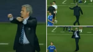 When Chelsea Fans Sang Jose Mourinho's Name But He Asked Them To Sing Eden Hazard's Instead