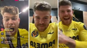 Alberto Moreno Screamed 'You'll Never Walk Alone' After Villarreal Beat Manchester United