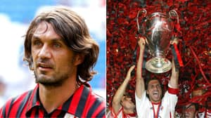 Quotes From Legendary Players Show How Good Paolo Maldini Was