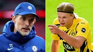Chelsea 'Confident' Of Agreeing Massive Summer Deal For Borussia Dortmund Sensation Erling Haaland