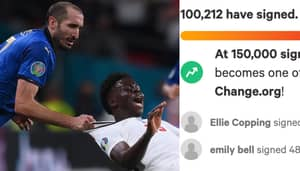 More Than 100,000 People Sign Petition Asking UEFA For England Vs Italy Final Rematch