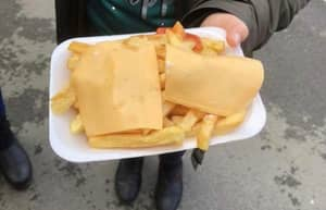 Nottingham Forest Fans Charged £6.40 For 'Cheesy Chips' At Middlesbrough