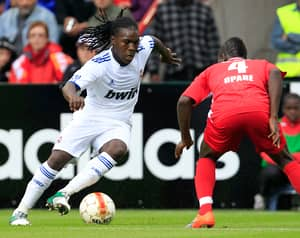 Former Real Madrid Full Back Royston Drenthe Has A New Career
