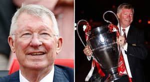 Sir Alex Ferguson Told Manchester United Star He Was Playing In The Champions League Final While In The Lift