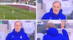 Thomas Tuchel's Incredible Reaction To Timo Werner's Horror Miss For Chelsea