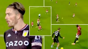 Jack Grealish Highlights Against Manchester United Show He's World Class
