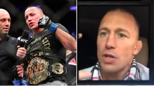Georges St-Pierre Has A New Theory On The GOAT Of MMA And It's Spot On