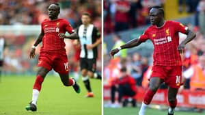 Sadio Mane Has Never Lost A Premier League Game At Anfield