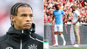 Leroy Sane Tells Teammates He Wants To Leave Manchester City Amid Bayern Munich Speculation