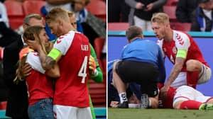 AC Milan Are Considering Making Simon Kjaer Captain After Helping Save Christian Eriksen's Life