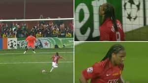 Anderson's Outrageous Penalty With His Only Touch In The Champions League Final Has Resurfaced