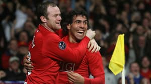 Wayne Rooney Gave Carlos Tevez A Lamborghini At Manchester United