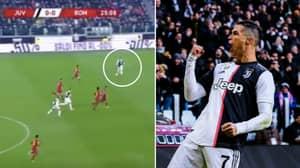 Cristiano Ronaldo Scores 7th Goal In 4 Games In 2020
