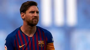 Lionel Messi Scores His Eighth Champions League Hat-Trick