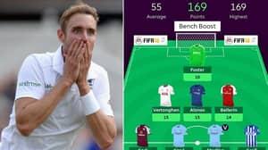Ashes Hero Stuart Broad Top Scores GW37 On Fantasy Premier League