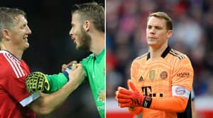 David De Gea Left 'Angry' After Former Teammate Claimed Manuel Neuer Was Better Than Him