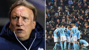 Neil Warnock Is How Cardiff Prepared For Man City, His Response Is Brilliant