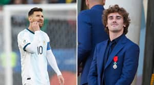 Antoine Griezmann's Eye-Watering €800m Release Clause Is Larger Than Lionel Messi's