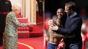 Gareth Southgate And Raheem Sterling Set To Be Knighted If England Win Euro 2020