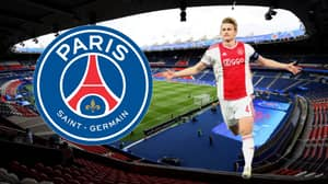 PSG Have Offered Matthijs De Ligt A Whopping £340,000-A-Week Deal