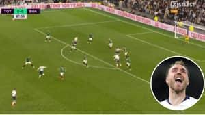 Christian Eriksen Breaks Brighton Hearts With Stunning Long-Range Winner