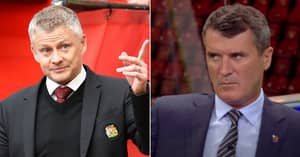 Ole Gunnar Solskjaer Told Roy Keane To 'F*** Off' During Manchester United Training Row