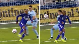 Nani's Outrageous Backheel Goal Is The Most Nonchalant Thing Ever