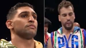Amir Khan Reveals The Exact Moment He Knew Lo Greco Was 'Done'