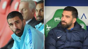 Arda Turan Given Suspended Jail Sentence For Firing Gun