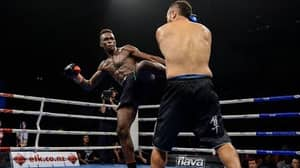 Israel Adesanya's Kickboxing Highlights Prove Just How Good He Really Is